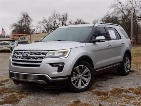 2018 Ford Explorer for sale at Bryans Car Corner in Chickasha OK