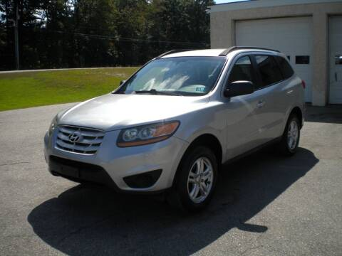 2010 Hyundai Santa Fe for sale at Route 111 Auto Sales in Hampstead NH