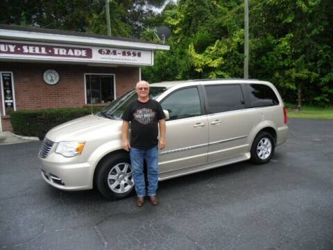 2012 Chrysler Town and Country for sale at HOGSTEN AUTO WHOLESALE in Ocala FL