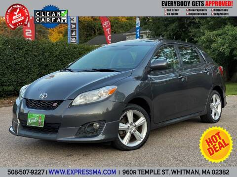 2009 Toyota Matrix for sale at Auto Sales Express in Whitman MA