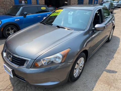 2010 Honda Accord for sale at 5 Stars Auto Service and Sales in Chicago IL