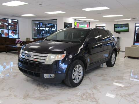 2007 Ford Edge for sale at Dealer One Auto Credit in Oklahoma City OK