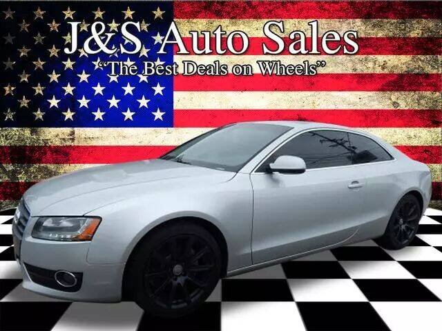2011 Audi A5 for sale at J & S Auto Sales in Clarksville TN