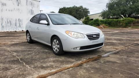 2008 Hyundai Elantra for sale at ZORA MOTORS in Rosenberg TX