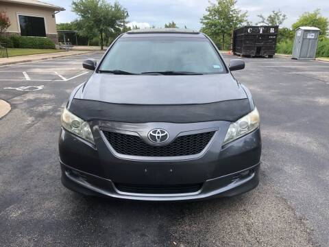 2007 Toyota Camry for sale at Discount Auto in Austin TX