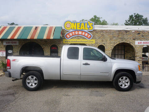 2012 GMC Sierra 1500 for sale at Oneal's Automart LLC in Slidell LA