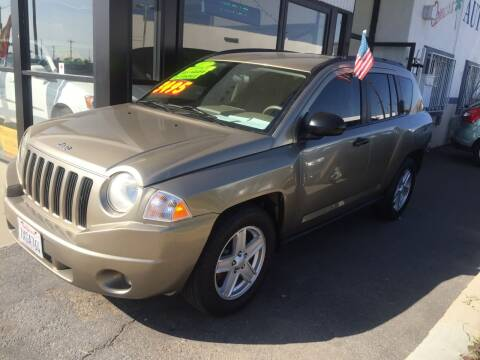 2007 Jeep Compass for sale at Oxnard Auto Brokers in Oxnard CA