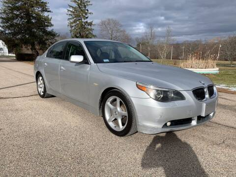 2005 BMW 5 Series for sale at 100% Auto Wholesalers in Attleboro MA