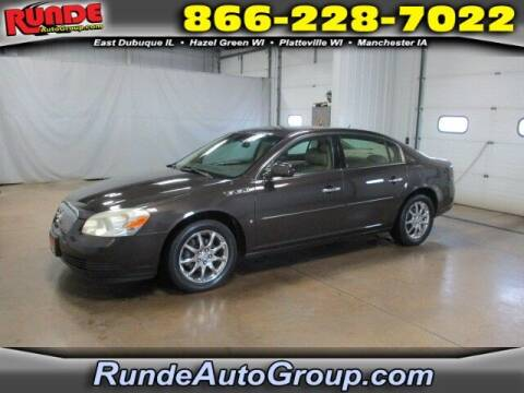2008 Buick Lucerne for sale at Runde PreDriven in Hazel Green WI