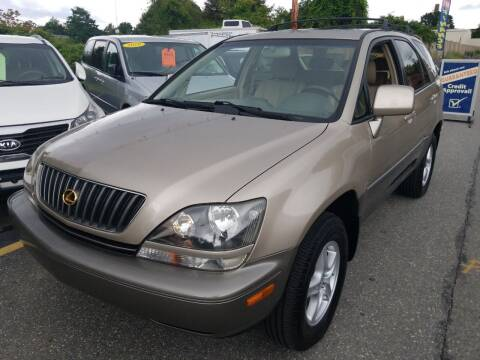 1999 Lexus RX 300 for sale at Howe's Auto Sales in Lowell MA