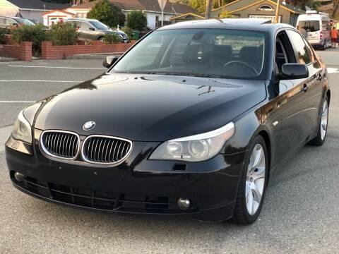 2004 BMW 5 Series for sale at JENIN MOTORS in Hayward CA