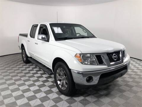 2015 Nissan Frontier for sale at Allen Turner Hyundai in Pensacola FL