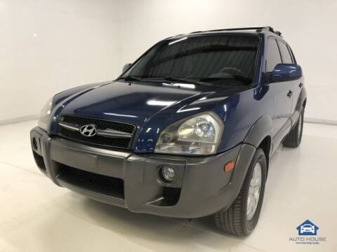 2008 Hyundai Tucson for sale at AUTO HOUSE PHOENIX in Peoria AZ