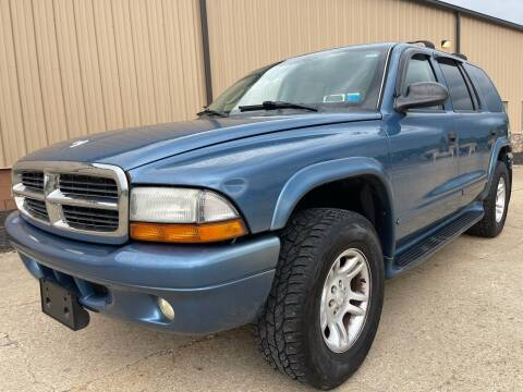 2003 Dodge Durango for sale at Prime Auto Sales in Uniontown OH