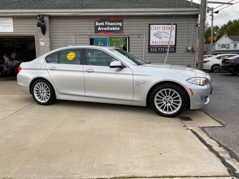 2011 BMW 5 Series for sale at Grey Horse Motors in Hamilton OH