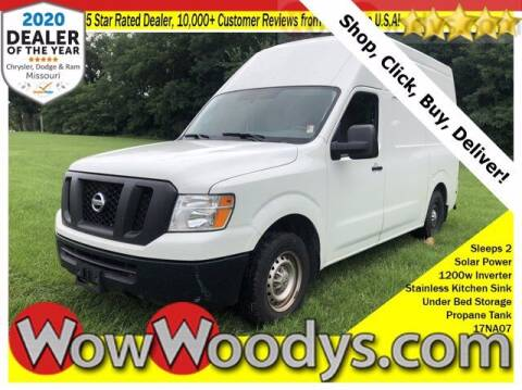 2017 Nissan NV Cargo for sale at WOODY'S AUTOMOTIVE GROUP in Chillicothe MO