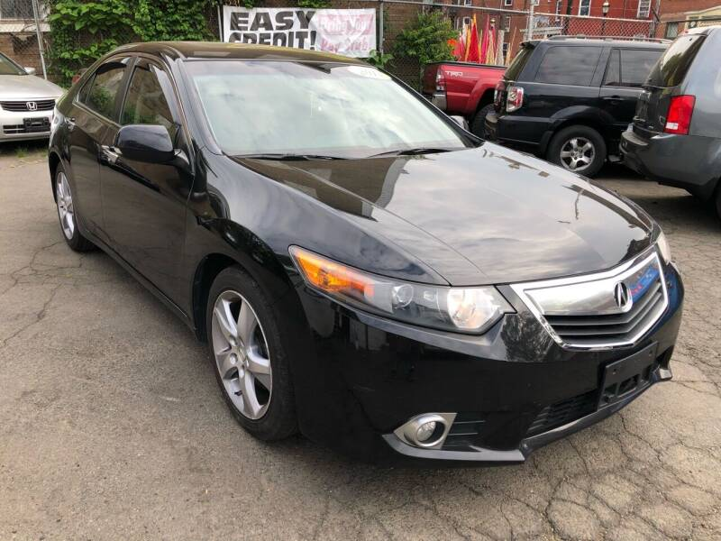 2011 Acura TSX for sale at James Motor Cars in Hartford CT