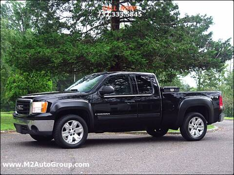 2008 GMC Sierra 1500 for sale at M2 Auto Group Llc. EAST BRUNSWICK in East Brunswick NJ