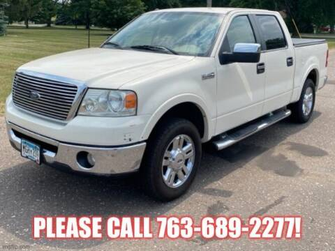 2008 Ford F-150 for sale at Affordable Auto Sales in Cambridge MN
