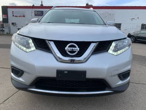 2015 Nissan Rogue for sale at Minuteman Auto Sales in Saint Paul MN