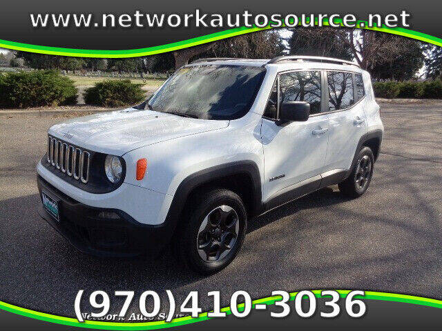 2016 Jeep Renegade for sale at Network Auto Source in Loveland CO