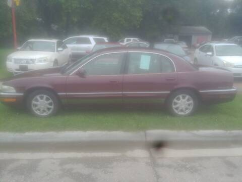 2003 Buick Park Avenue for sale at D & D Auto Sales in Topeka KS