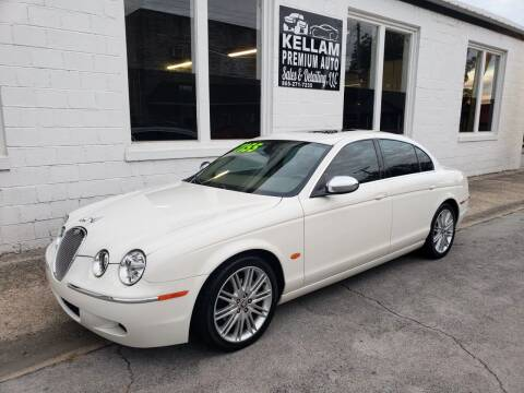 2008 Jaguar S-Type for sale at Kellam Premium Auto Sales & Detailing LLC in Loudon TN