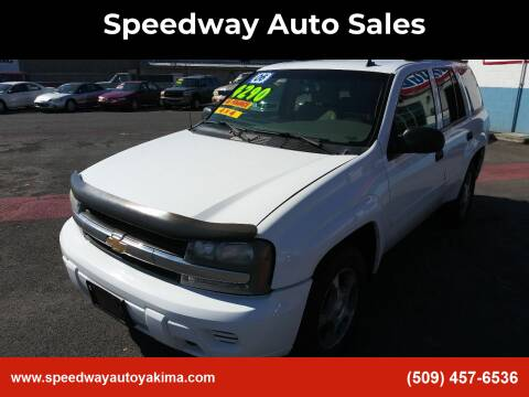 2006 Chevrolet TrailBlazer for sale at Speedway Auto Sales in Yakima WA