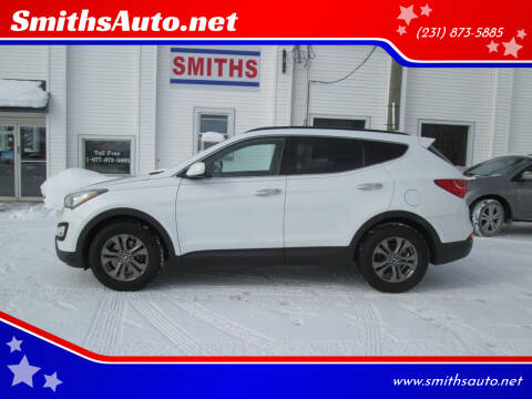 2013 Hyundai Santa Fe Sport for sale at SmithsAuto.net in Hart MI