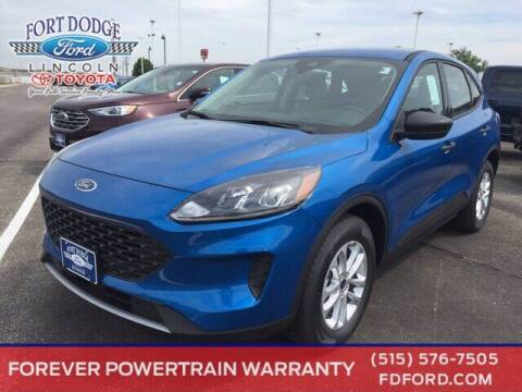 2020 Ford Escape for sale at Fort Dodge Ford Lincoln Toyota in Fort Dodge IA