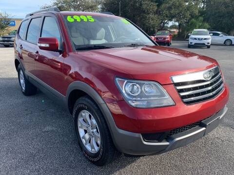 2009 Kia Borrego for sale at The Car Connection Inc. in Palm Bay FL