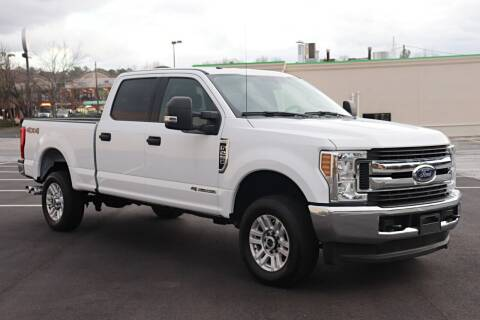 2018 Ford F-250 Super Duty for sale at Auto Guia in Chamblee GA
