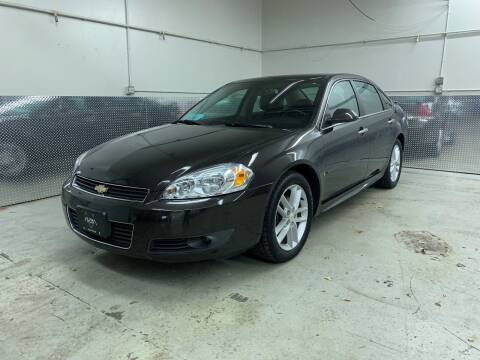 2009 Chevrolet Impala for sale at Alpha Motorsports in Sioux Falls SD