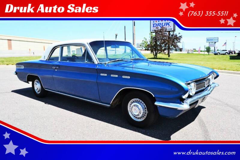 1961 Buick Skylark for sale at Druk Auto Sales in Ramsey MN