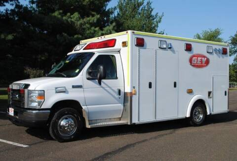 2013 Ford E-450 for sale at Global Emergency Vehicles Inc in Levittown PA