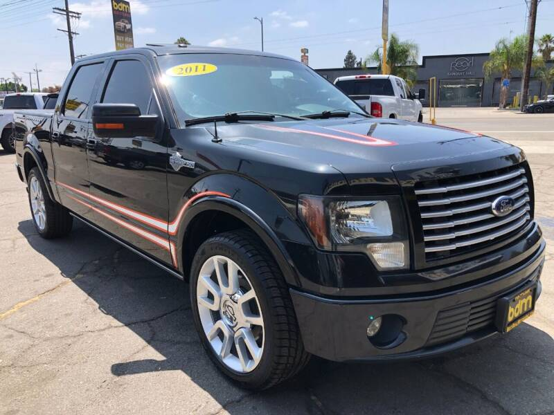 2011 Ford F-150 for sale at BEST DEAL MOTORS  INC. CARS AND TRUCKS FOR SALE in Sun Valley CA