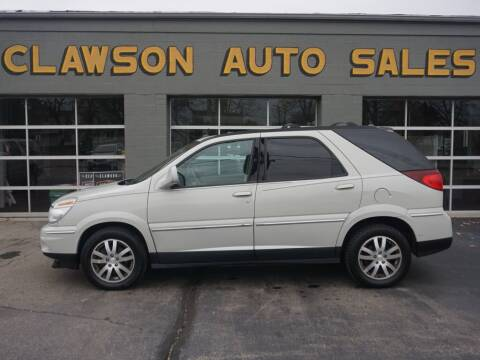 2005 Buick Rendezvous for sale at Clawson Auto Sales in Clawson MI
