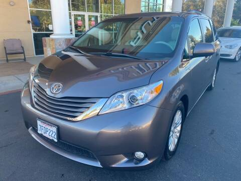 2014 Toyota Sienna for sale at RN Auto Sales Inc in Sacramento CA