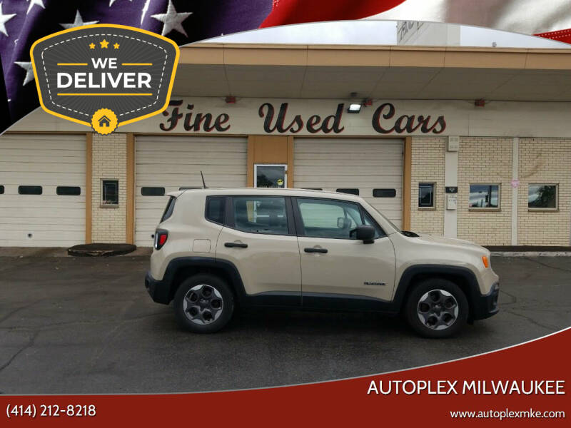 2015 Jeep Renegade for sale at Autoplex 2 in Milwaukee WI