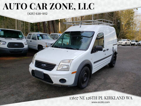 2013 Ford Transit Connect for sale at Auto Car Zone, LLC in Kirkland WA