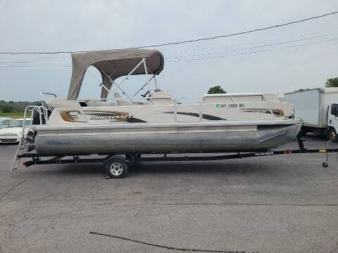 2008 PRINCECRAFT VISION 23 for sale at RS Motorsports, Inc. in Canandaigua NY