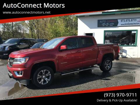 2015 Chevrolet Colorado for sale at AutoConnect Motors in Kenvil NJ