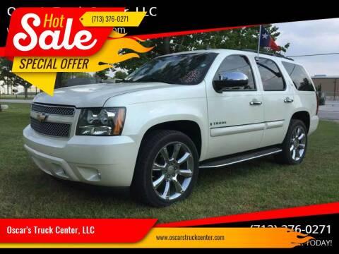 2008 Chevrolet Tahoe for sale at Oscar's Truck Center, LLC in Houston TX