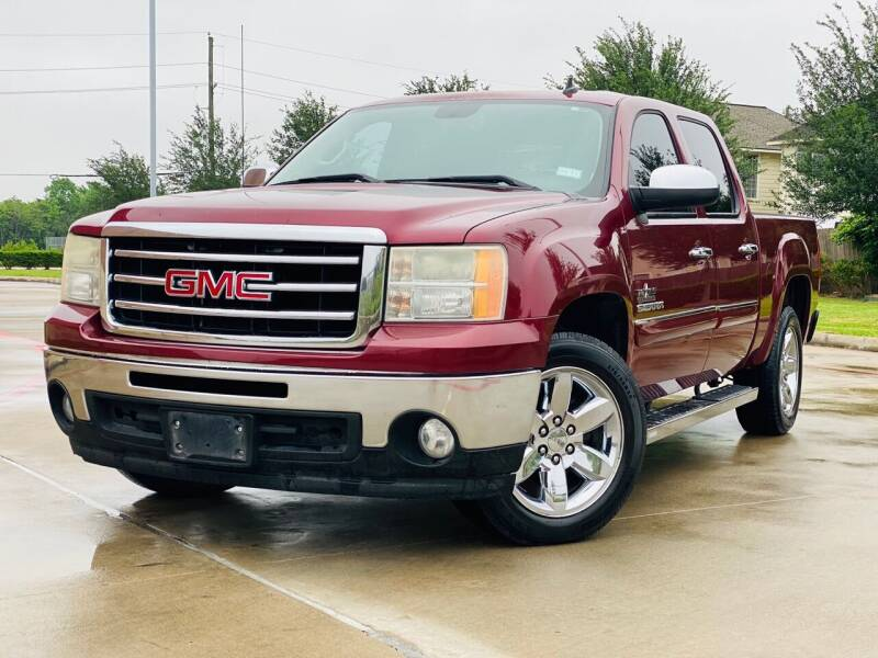 2013 GMC Sierra 1500 for sale at AUTO DIRECT in Houston TX