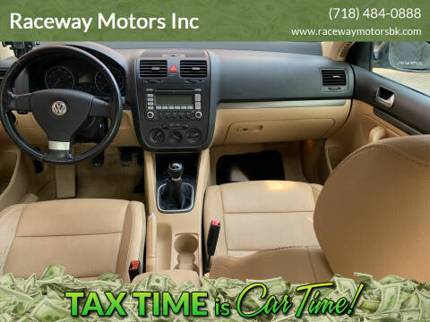 2008 Volkswagen Jetta for sale at Raceway Motors Inc in Brooklyn NY