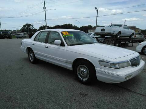 1997 Mercury Grand Marquis for sale at Kelly & Kelly Supermarket of Cars in Fayetteville NC