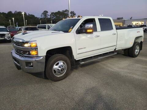 2018 Chevrolet Silverado 3500HD for sale at PHIL SMITH AUTOMOTIVE GROUP - Tallahassee Ford Lincoln in Tallahassee FL