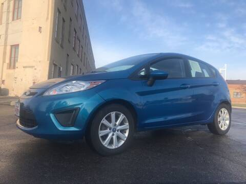 2012 Ford Fiesta for sale at Budget Auto Sales Inc. in Sheboygan WI