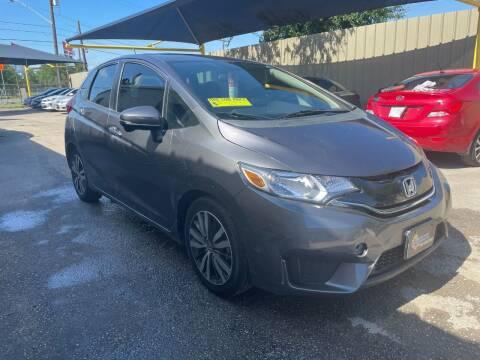 2015 Honda Fit for sale at Midtown Motor Company in San Antonio TX