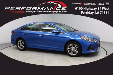 2018 Hyundai Sonata for sale at Performance Dodge Chrysler Jeep in Ferriday LA